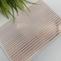 Гибкие ленты для дизайна, розовое золото