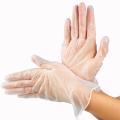 Benovy, р-р S, перчатки виниловые